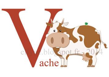 Vache by ElfyneInWonderland