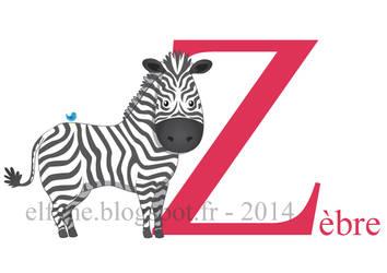 Zebre by ElfyneInWonderland