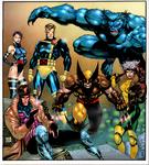 Advance Comics X-Men Cover by ArinSafea