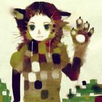 Costume of the cat