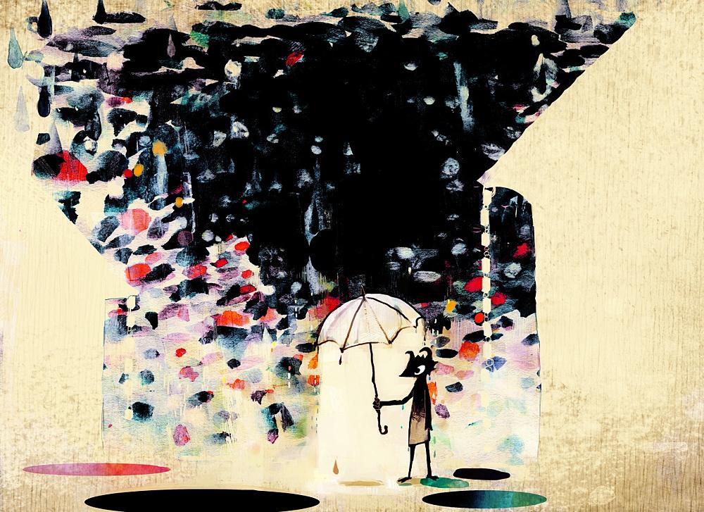 Umbrella by ptromea