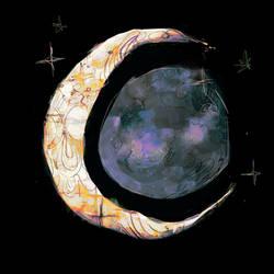 Baroque moon