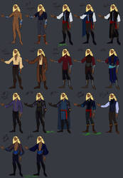 Outfits - Lerothis