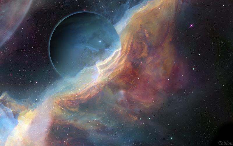 Planeta fusinado by jyme