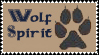 WOLF SPIRIT Stamp - Gravarg by WolfSpirits