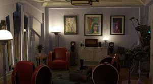 Taveen Apartment (Night)