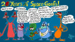 Space Goofs' 20th anniversary