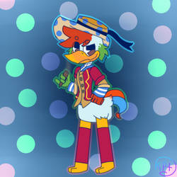 The Three Caballeros fusion by PopTartKaylee