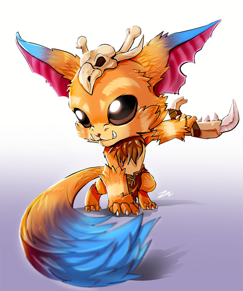 Gnar by Sollyz on DeviantArt