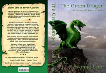 Book Cover Green Dragon