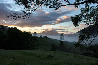 Early morning - Mt Warning, NSW, Australia
