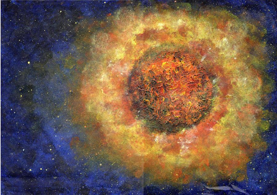 Comet by Joshua-Mozes