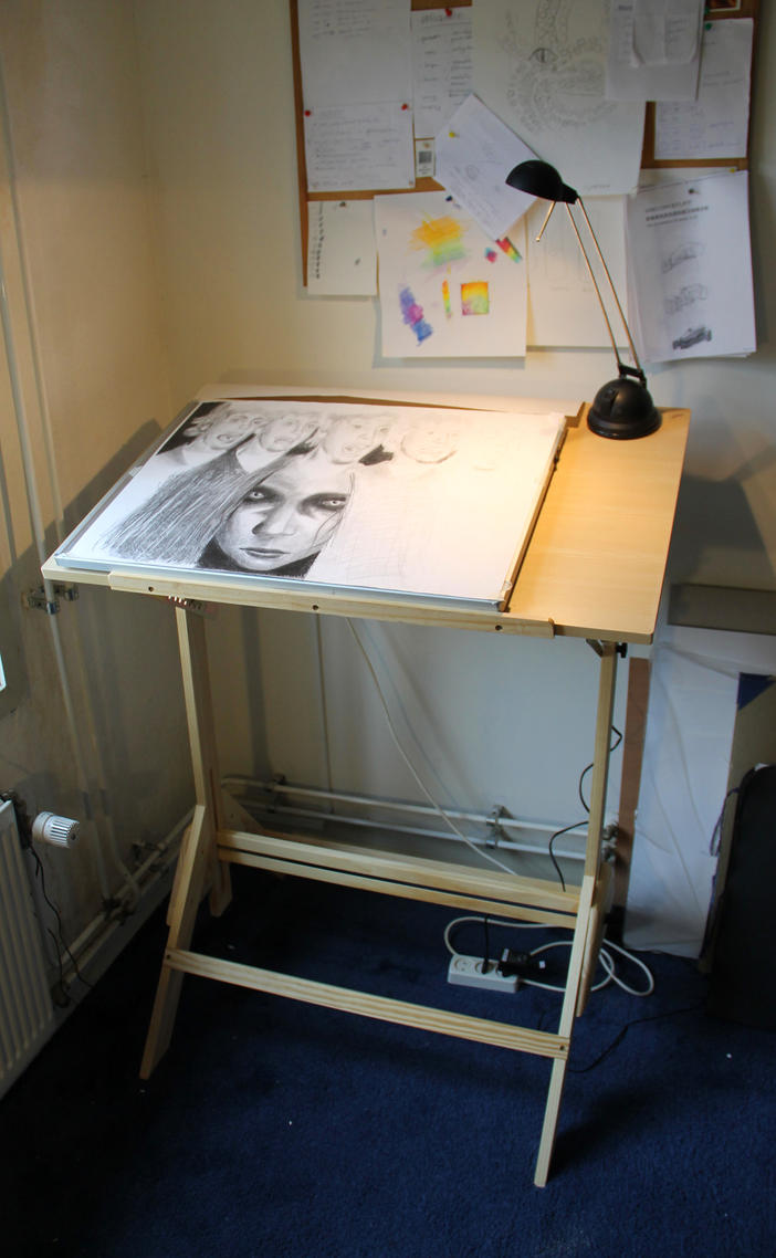 new sketching table by joshua mozes on deviantart
