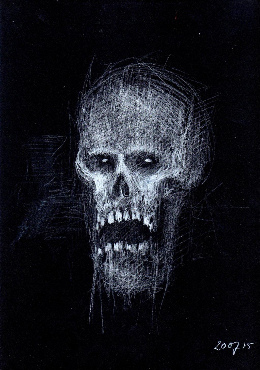 Nightskull  by Joshua-Mozes