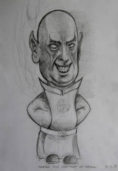 Evil Priest of Cthulhu