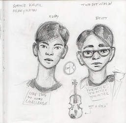 Twoset Violin - Brett and Eddy