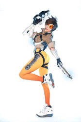 OVERWATCH TRACER 2 by SpiralCats