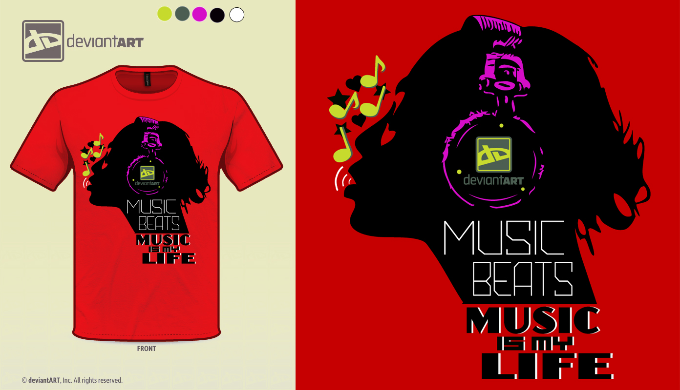 Music is my Life by ejrazalas
