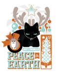 Happy Holidays by chibighibli
