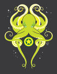 Octopus by chibighibli