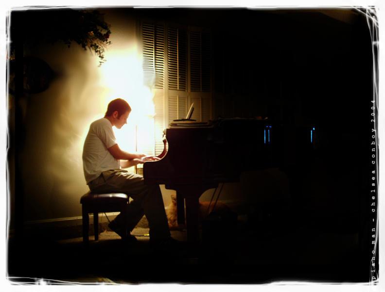about piano man - photo #4