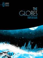 The Globes at Sasquatch by chibighibli