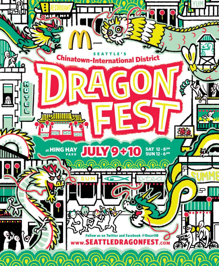 Dragon Fest 2011 by chibighibli