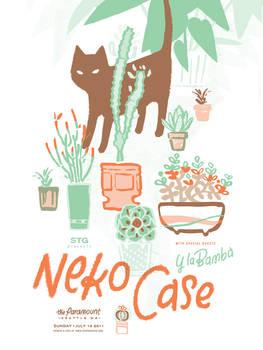 Neko Case at the Paramount