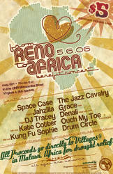 reno to africa