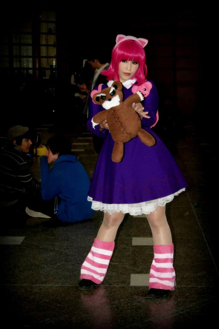 Annie cosplay League o...