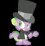 Spike's Royal Canterlot Wedding Tuxedo
