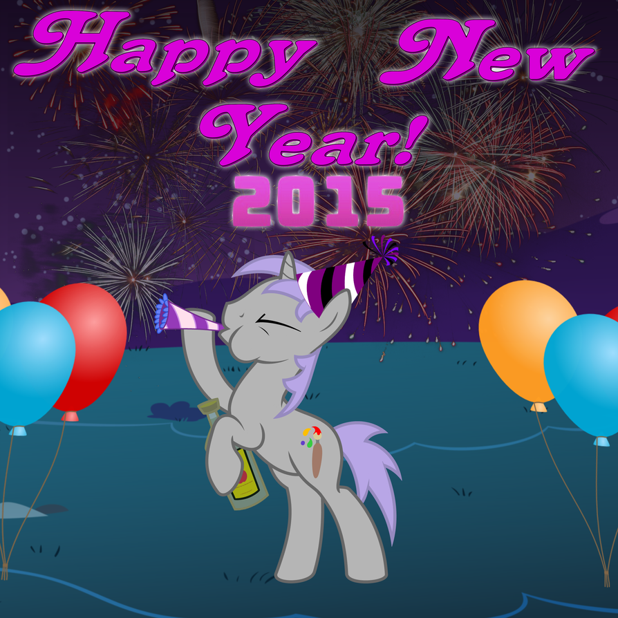 Happy 2015 by Avastindy