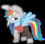 Rainbow Dash - Halloween