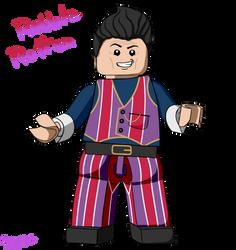 Lego Robbie Rotten