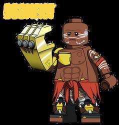 Lego Doomfist