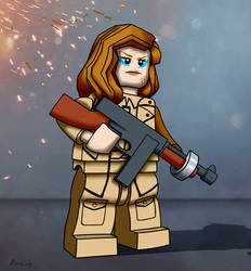 Lego Battlefield V