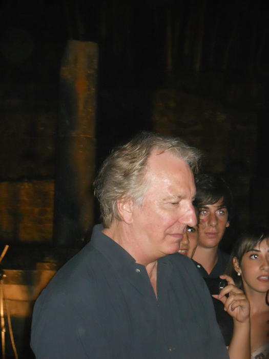 Alan Rickman Volterra 1 by queenseptienna