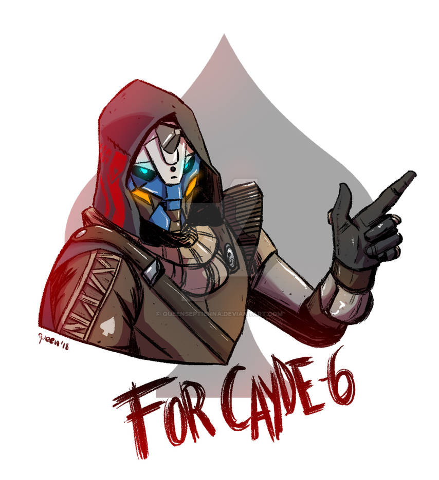 For Cayde-6