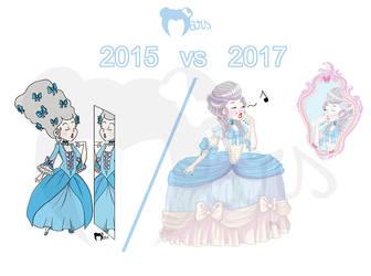 Draw this again -  Rococo