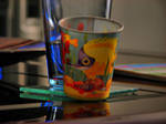 Fishy Cup HDR
