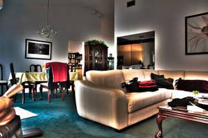 Livingroom HDR