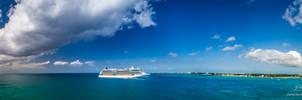 Reflection at Grand Cayman