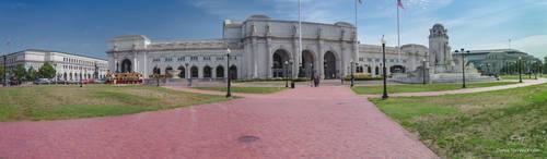Union Station by Mimek