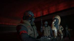 (FourPointLighting) Beta Combine Fireteam