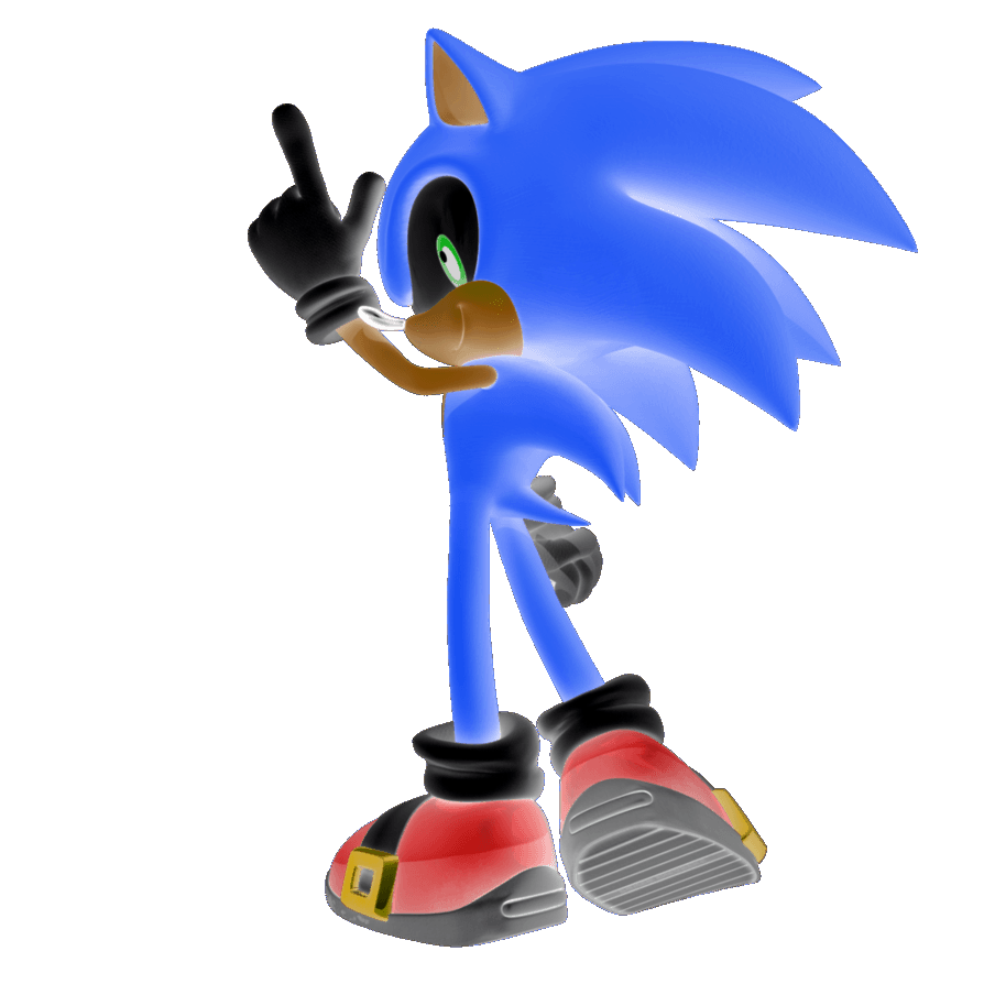 Hyper Inverse Shadow Sonic The Hedgehog By Azuredraco06 On Deviantart