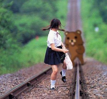 oh sh-aaaaa its Pedobear by kekochan78