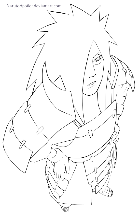 Naruto 592 Madara by i-azu on DeviantArt