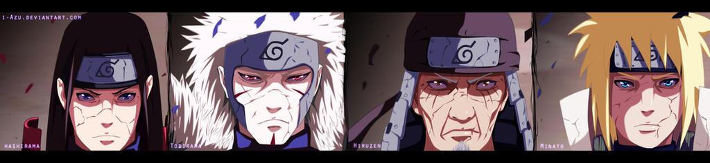 Naruto 618 by i-azu
