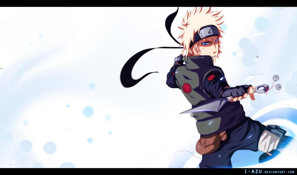 Naruto Uzumaki by i-azu