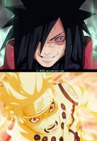 Naruto 628 - COnflict by i-azu